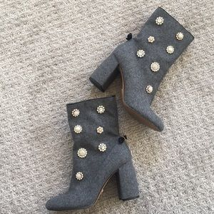 Anthropologie Nanette Lepore boots
